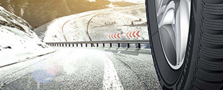 El neumático Bridgestone de invierno más galardonado