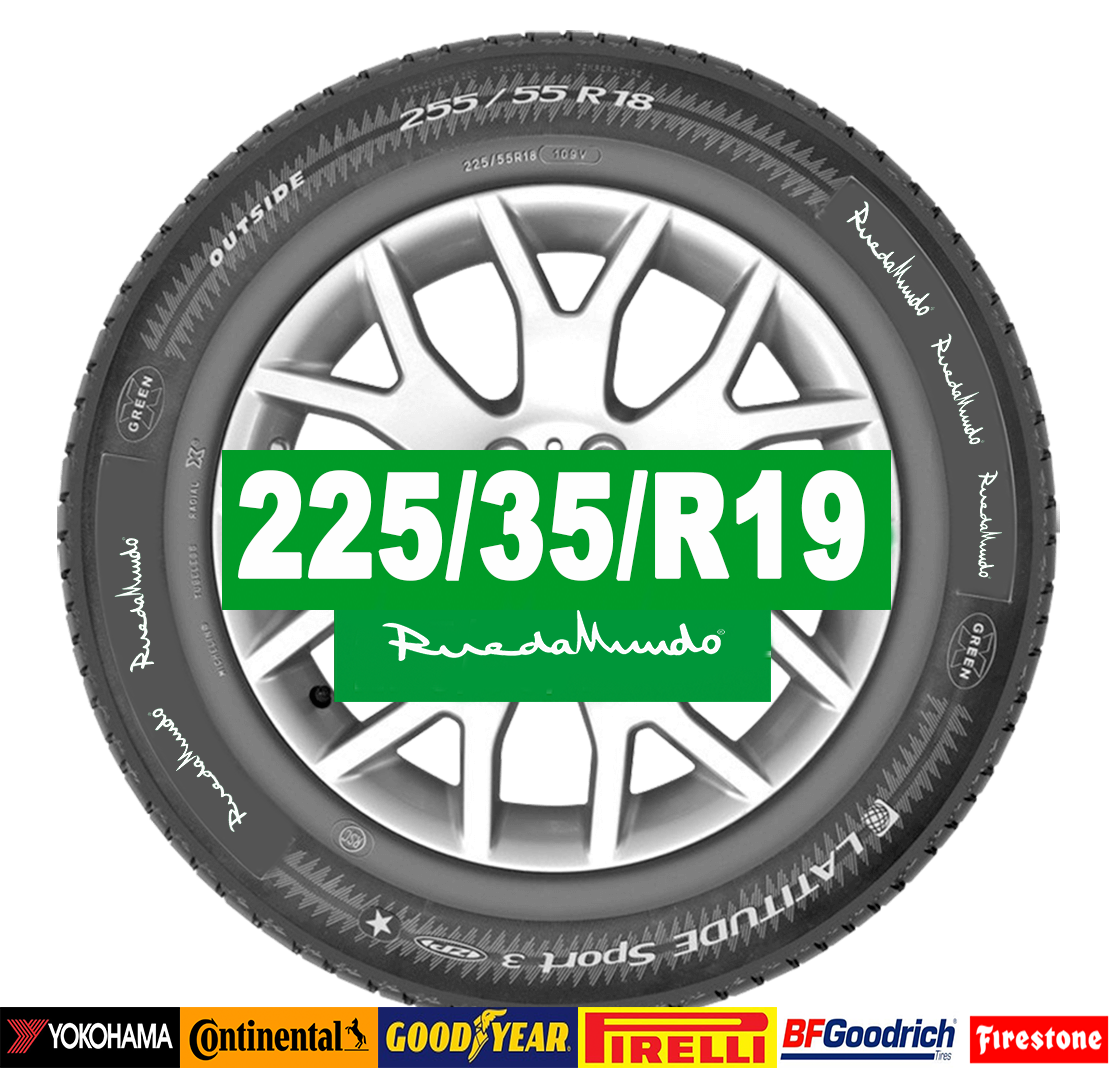 215/35 R19 neumático segunda mano – OFERTA