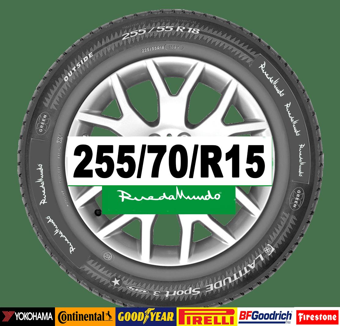 seminuevos 255-70-r15