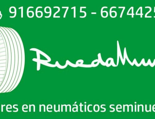 RUEDAS BARATAS EN MADRID – RUEDAMUNDO