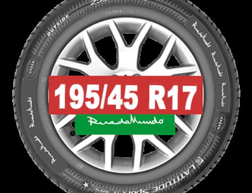 NEUMÁTICOS SEMINUEVOS 195/45 R17 – BARATOS – RUEDAMUNDO
