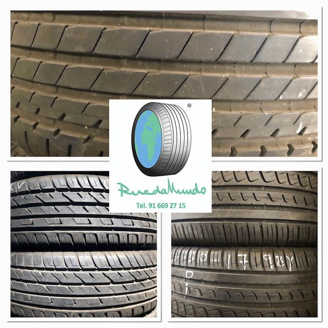 Neumáticos segunda mano medida 145/70R13