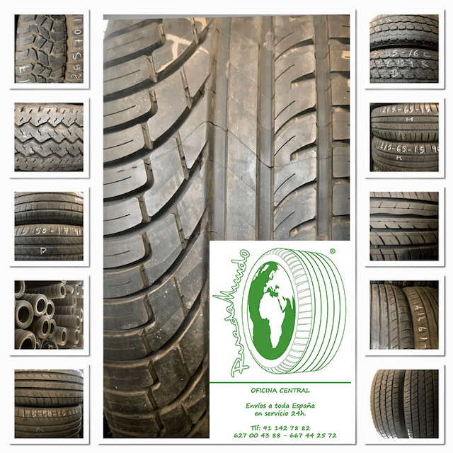 Ruedas segunda mano en medida145/70R13 – Oferta Bridgestone